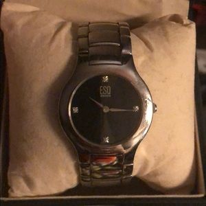 Movado ESQ Swiss watch